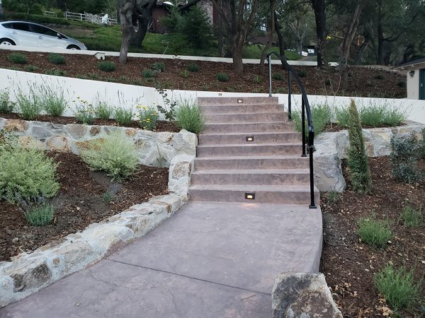 Curbs for landscaping