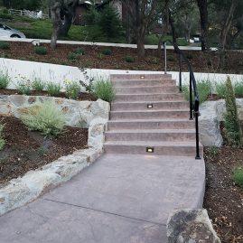 Sidewalks by LG Concrete